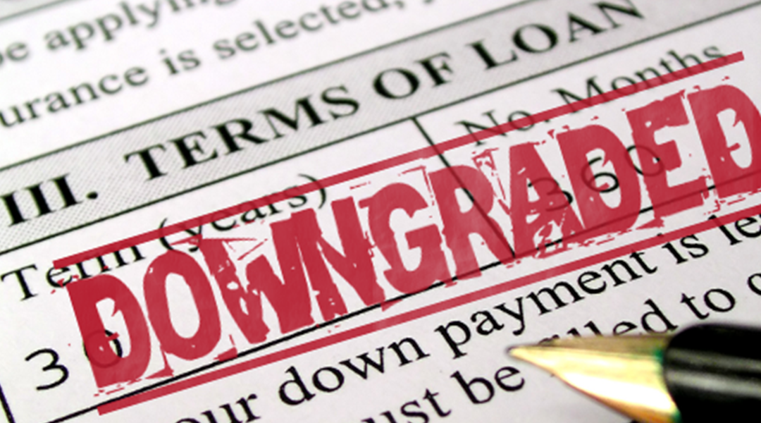 Credit Downgrades