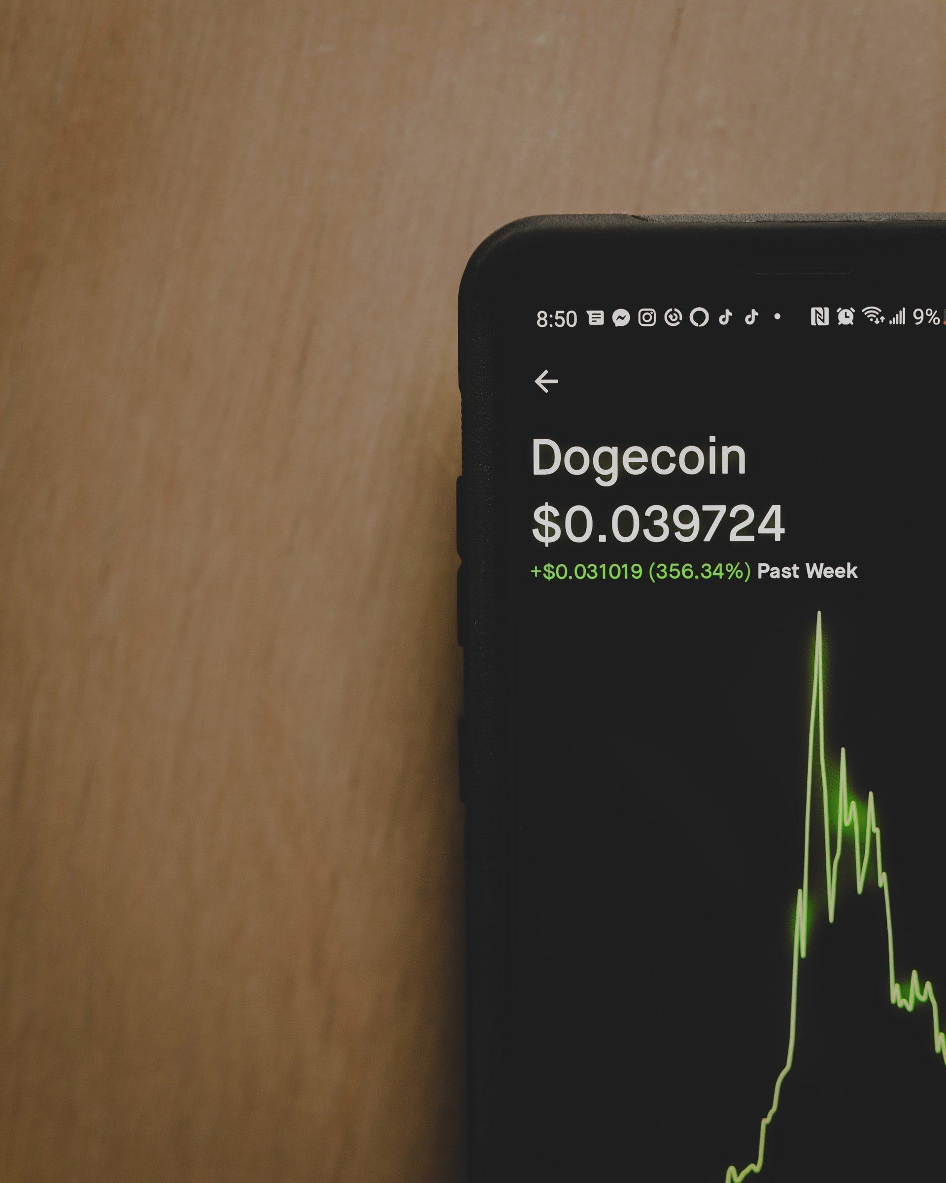 Dogecoin - Mike Novogratz